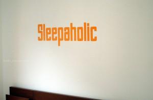 sleepaholic